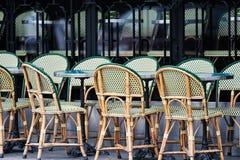 Leerer Kaffeestab Lizenzfreie Stockfotografie