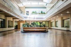 Leerer Mall (2 von 2) Stockfoto