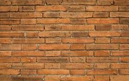 Leerer natürlicher Farbbacksteinmauer-Designhintergrund Stockfoto