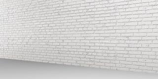Leerer Platz im Dachbodenartraum lizenzfreie abbildung