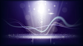 Leerer purpurroter Hintergrund der Digital-Vektorzusammenfassung Lizenzfreie Stockfotos
