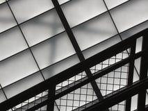 Leerer Raum New York von Twin Towern Stockfotografie