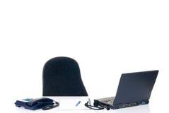 Leerer Schreibtisch Lizenzfreie Stockfotografie