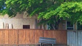 Leerer Sitz Lizenzfreies Stockfoto