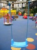 Leerer Spielplatz Lizenzfreie Stockbilder