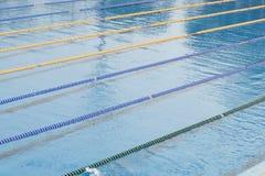 Leerer Swimmingpool Lizenzfreies Stockfoto