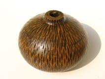 Leerer Vase Stockfoto