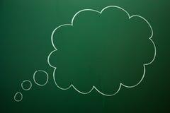 Leerer Wolkenkasten stockbilder