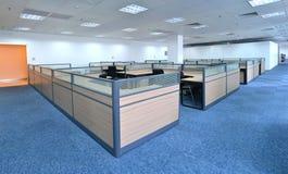 Leeres Büro Lizenzfreies Stockfoto