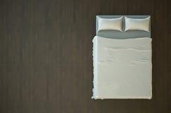 Leeres Bett Stockbilder