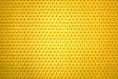 Leeres Bienenwabengitter Stockfotos