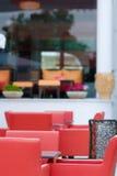 Leeres Café Lizenzfreies Stockfoto