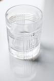 Leeres Cocktailglas Lizenzfreie Stockfotos