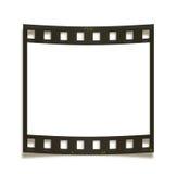 Leeres Filmfeld Stockbild