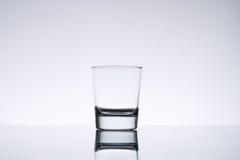 Leeres Glas Lizenzfreie Stockbilder