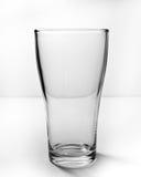 Leeres Glas Lizenzfreies Stockfoto