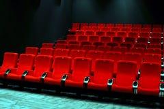 Leeres Kino Lizenzfreie Stockbilder