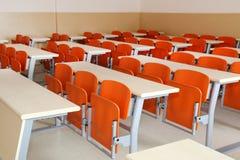 Leeres Klassenzimmer Stockbilder