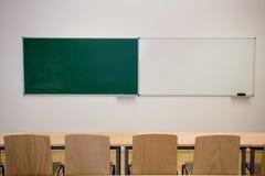 Leeres Klassenzimmer Lizenzfreies Stockbild
