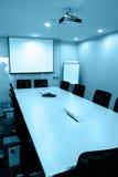 Leeres Konferenzzimmer Stockfoto