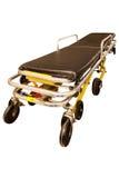 Leeres Krankenwagenauto Stockbilder