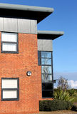 Leeres modernes Bürohaus Lizenzfreie Stockfotografie