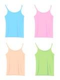 Leeres T-Shirt Lizenzfreies Stockbild