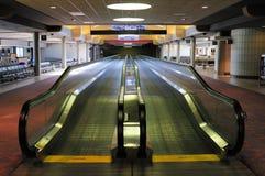 Leeres Terminal lizenzfreies stockfoto