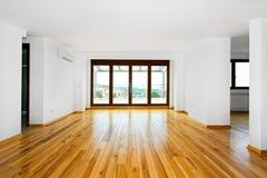 Leeres Wohnzimmer Lizenzfreies Stockbild