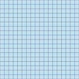 Leeres Zeichenpapier mit Maßeinteilung - Quadrathintergrund Stockbilder