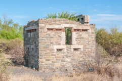 Leeu-Gamka Blockhouse Royalty Free Stock Photos