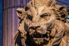 Leeuw van het Congres van Afgevaardigden Stock Afbeeldingen