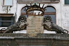 Leeuw van Venetië Royalty-vrije Stock Foto