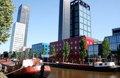 Leeuwarden-achmea Turm Lizenzfreie Stockfotos