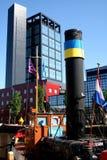 Leeuwarden-achmea Turm Stockfotografie