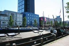Leeuwarden-achmea Turm Lizenzfreies Stockbild