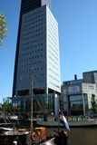 Leeuwarden-achmea Turm Stockbild