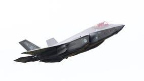 LEEUWARDEN, DIE NIEDERLANDE - 10. JUNI 2016: F-35 Blitz II f Stockbild