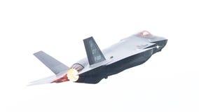LEEUWARDEN, DIE NIEDERLANDE - 10. JUNI 2016: F-35 Blitz II f Lizenzfreies Stockbild