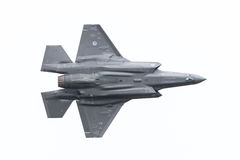 LEEUWARDEN, DIE NIEDERLANDE - 10. JUNI 2016: F-35 Blitz II f Lizenzfreies Stockfoto