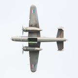 LEEUWARDEN holandie - CZERWIEC 10: WW2 B-25 Mitchell bombowiec Zdjęcia Royalty Free
