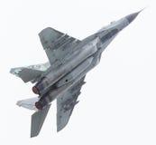 LEEUWARDEN holandie - JUN 10, 2016: Słowacka siły powietrzne MiG Obraz Royalty Free
