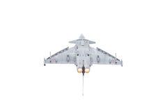 LEEUWARDEN NEDERLÄNDERNA - JUNI 11: Spanskt flygvapen Eurofig Fotografering för Bildbyråer