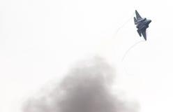 LEEUWARDEN, NEDERLAND - 11 JUNI, 2016: F-35 bliksem II F Stock Foto's
