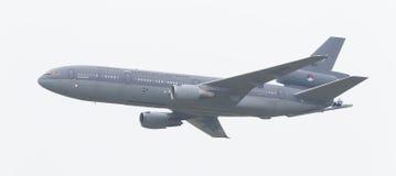 LEEUWARDEN, NEDERLAND, 11 JUNI, 2016: Royal Dutch-Lucht Forc Stock Afbeeldingen