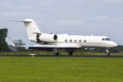 US Air Force C-20H Gulfstream IV VIP plane Royalty Free Stock Photo