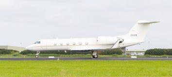 LEEUWARDEN, THE NETHERLANDS - JUNE 10: Air Force Gulfstream Aero Stock Images