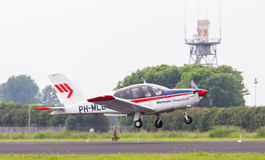 LEEUWARDEN, THE NETHERLANDS - JUNE 11, 2016: Socata TB-20 Trinid Stock Photo