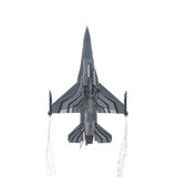 LEEUWARDEN NETHERLANDSEN-JUNE 10, 2016: Belgien - flygvapenG Royaltyfri Bild
