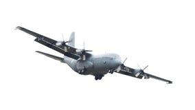 LEEUWARDEN, OS PAÍSES BAIXOS - 10 DE JUNHO DE 2016: Lugar holandês da força aérea Fotografia de Stock Royalty Free